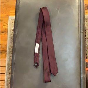 Calvin Klein Extreme Slim men's Neck Tie